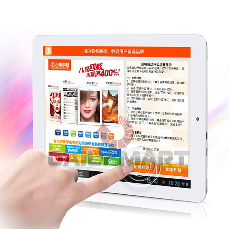teclast p88hd quad core rk3188 tablet 8 inch ips 1024x768 1gb ram android 4 2 jelly bean 16gb hdmi need