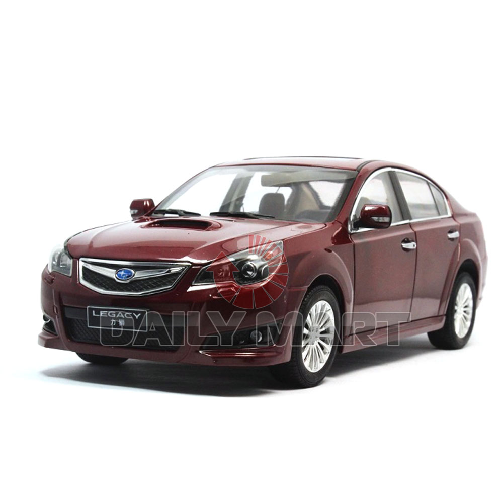 1 18 scale subaru legacy red diecast toy car model ebay. Black Bedroom Furniture Sets. Home Design Ideas