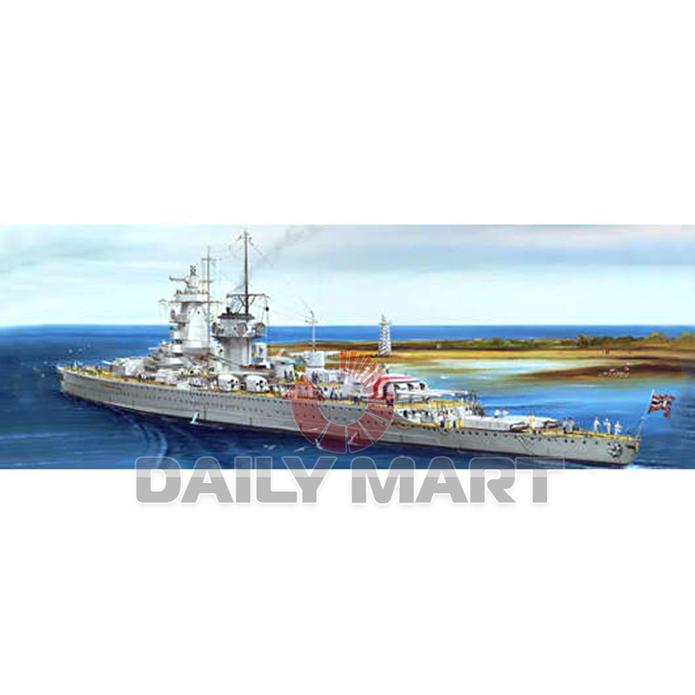 Trumpeter 1 700 05773 German Pocket Battleship Panzer