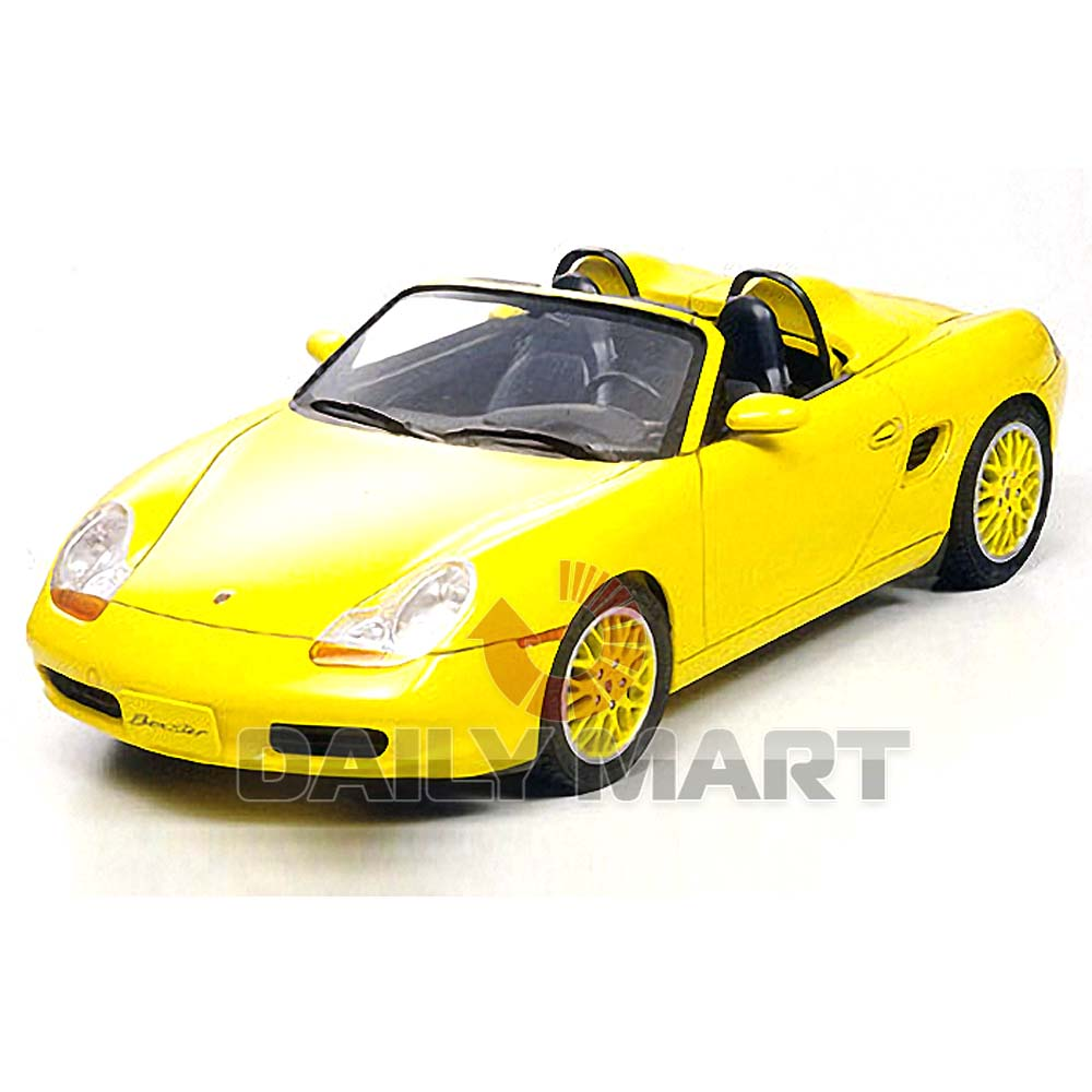 Porsche Boxster Engine Options: Tamiya 1/24 24249 Porsche Boxster Special Edition Model Kit