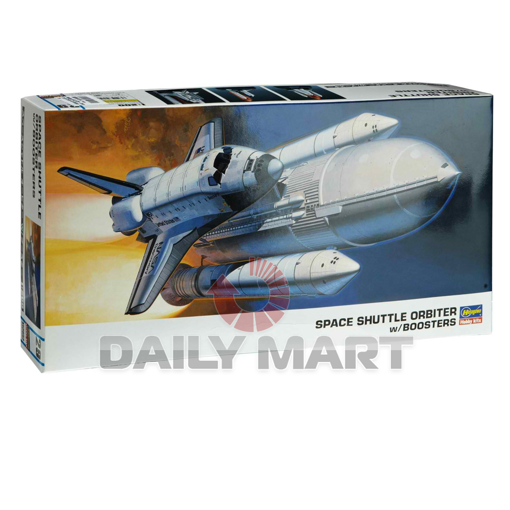 Hasegawa 1/200 10729 Space Shuttle Orbiter with Boosters ...
