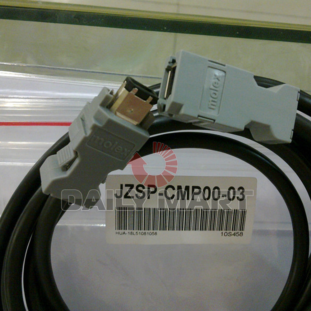 3M YASKAWA NEW JZSP-CMP00-03 SERVO ENCODER CABLE for CN2