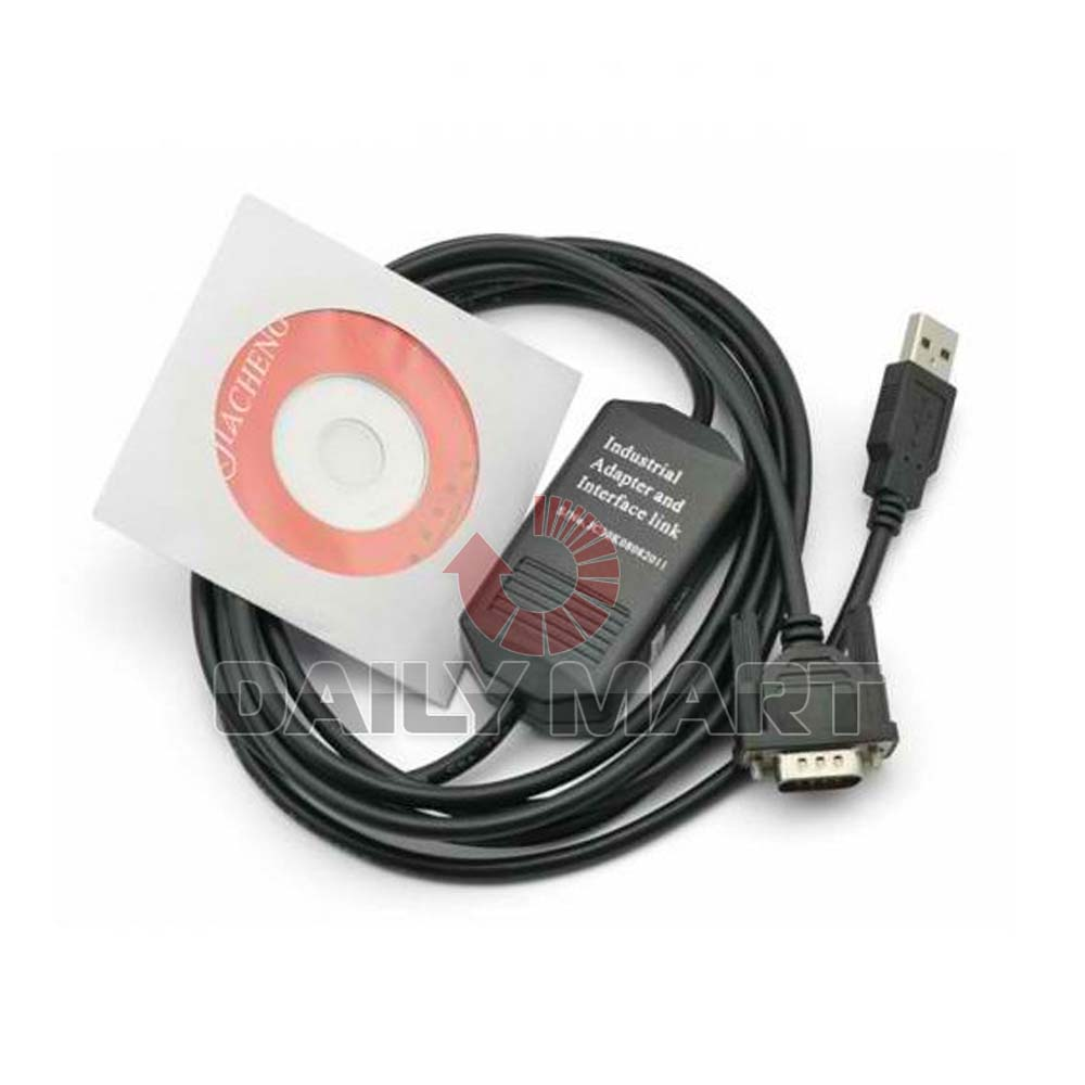 new usb ppi plc cable usb to rs485 adapter for siemens s7. Black Bedroom Furniture Sets. Home Design Ideas
