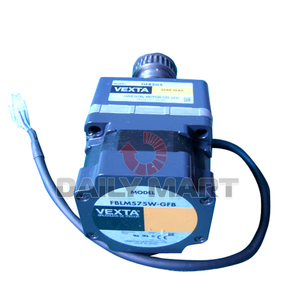 New vexta fblm575w gfb plc brushless dc speed control for Industrial dc motor controller