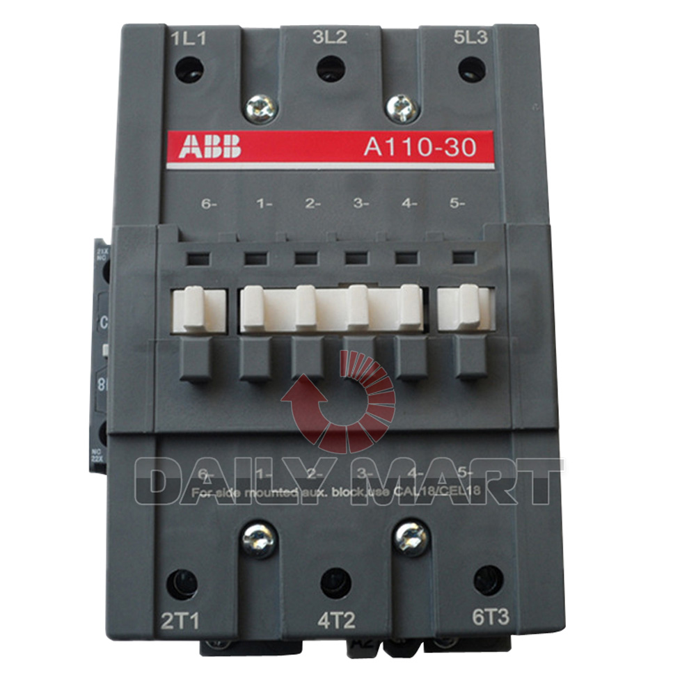 Domestic delivery ABB A110-30 Contactor Free shipping