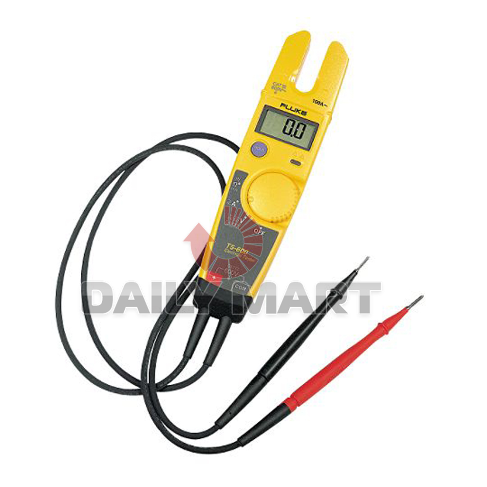 Electric Current Tester : Brand new fluke t clamp voltage continuity