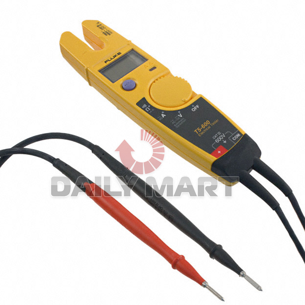 Fluke Electrical Testers : Brand new fluke t clamp voltage continuity