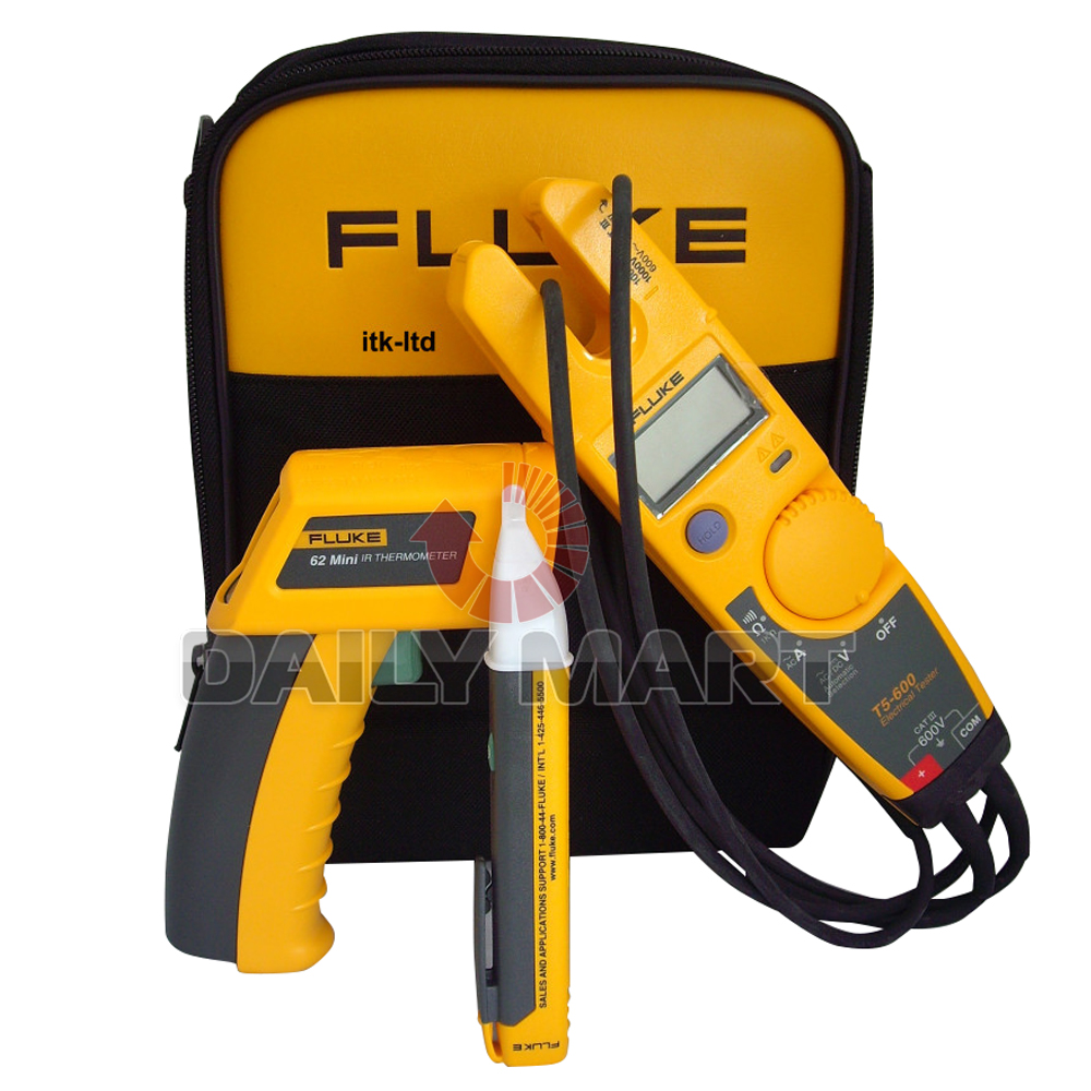 New Electrical Tester : Brand new fluke t clamp voltage continuity
