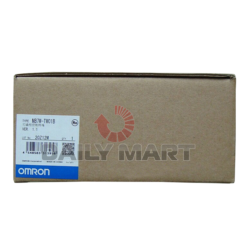 New Omron Automation Compact NB7W-TW01B NB7WTW01B Programmable Logic Controller