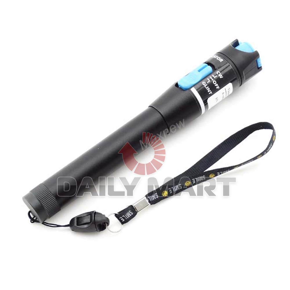 Fiber Cable Tester : Optical power meter tl mw visual fault locator