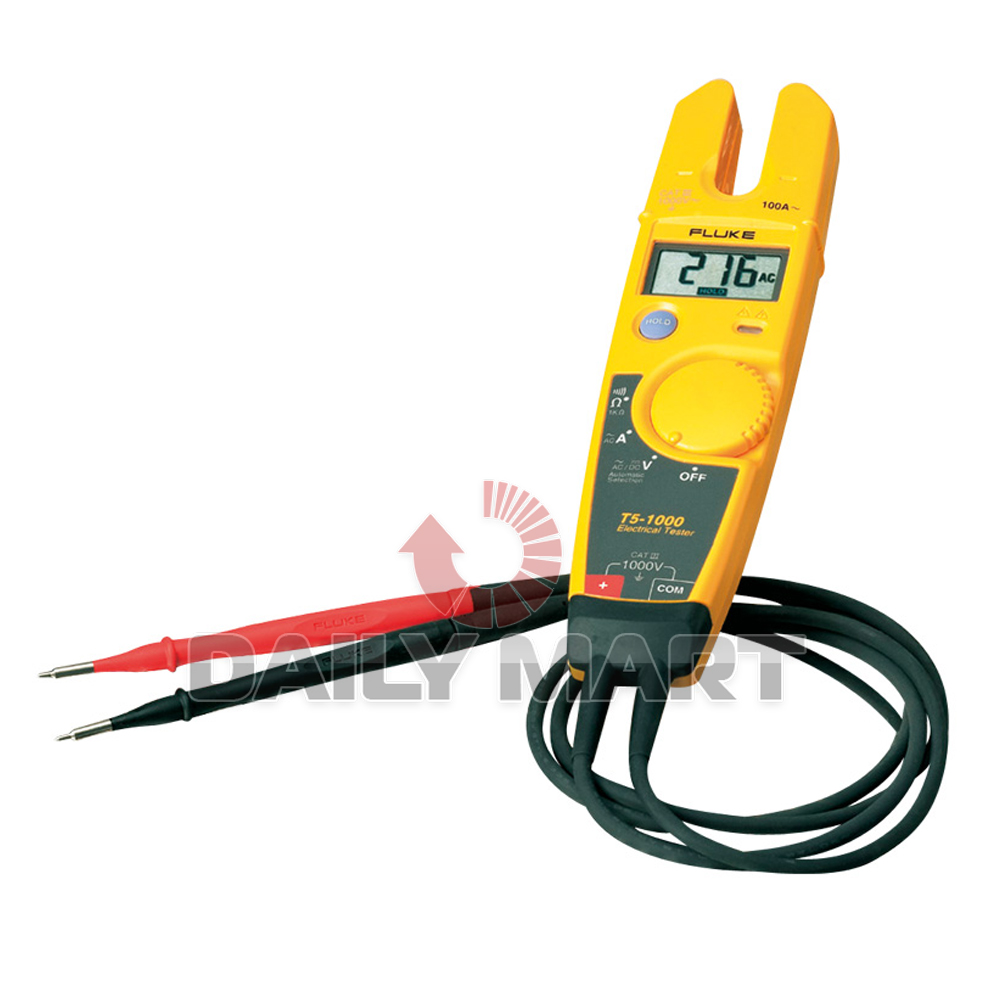 New Electrical Tester : New fluke t voltage continuity and current