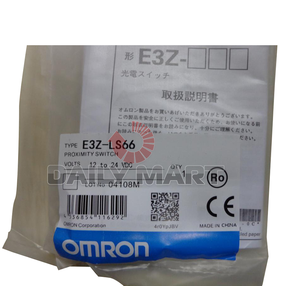 New OMRON E3Z-LS81 photoelectric switch a penalty ten 12~24VDC