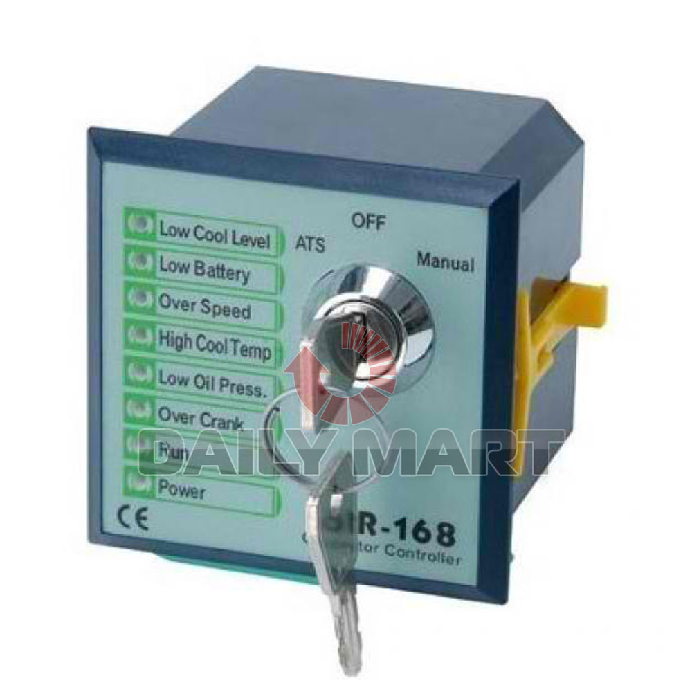 GTR-168 Generator Controller With Auto Start And Stop