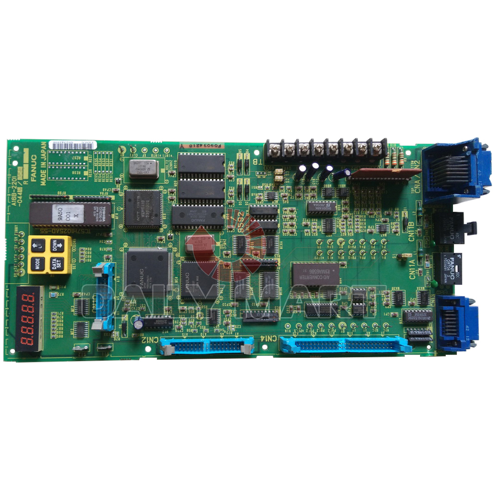 Used Fanuc A16b 07b Pcb Spindle Amplifier